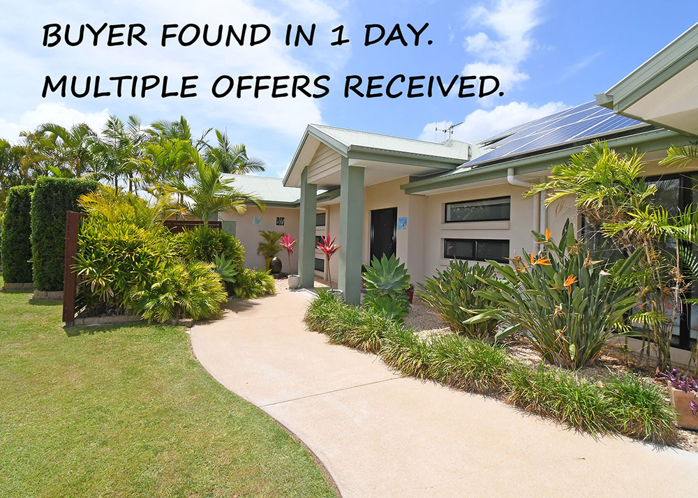 Property sold by Rory and Amy in 19 days